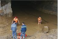Hòa Bình: Sập hầm khai thác vàng trái phép làm hai người mất tích