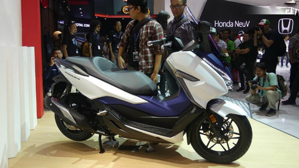 Honda Forza 250 tái xuất Đông Nam Á, phái mạnh Việt khao khát