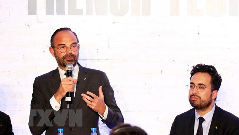 Thủ tướng Pháp: Xây hệ sinh thái khởi nghiệp là chiến lược đúng đắn