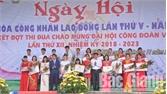 Tân Yên tổ chức Ngày hội văn hóa công nhân lao động lần thứ 5
