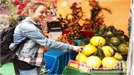 Hội chợ cam, bưởi và các sản phẩm đặc trưng huyện Lục Ngạn diễn ra từ ngày 24 đến 29-11