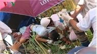 Giải cứu người đàn ông bị ô tô đè trước khu du lịch Mũi Né