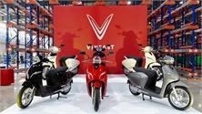 Vinfast công bố giá xe máy điện Klara