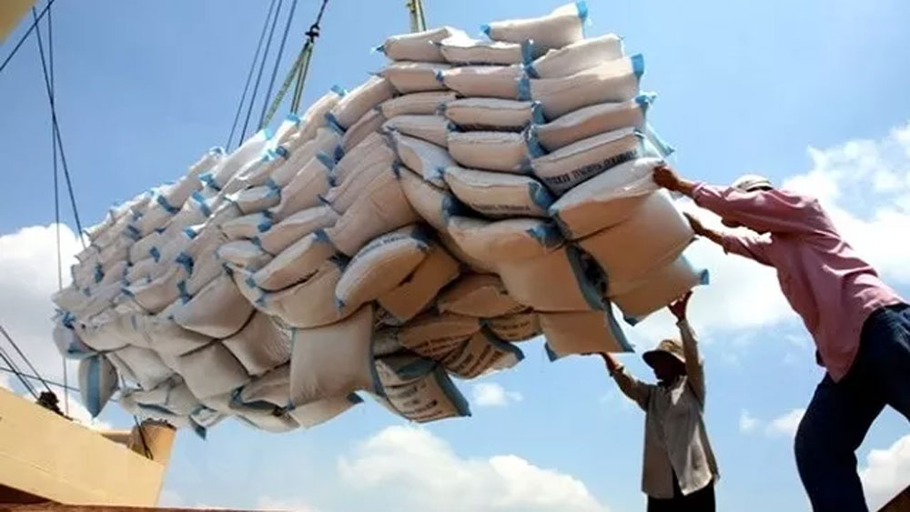 Rice exports reach 5.2 million tonnes in ten months