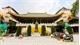 A Saigon pagoda that's a ceramic wonderland