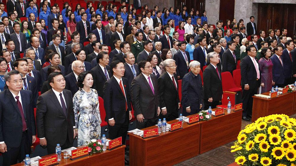 Lễ kỷ niệm, 70 năm, Ngày truyền thống, Đảng bộ Khối các cơ quan Trung ương