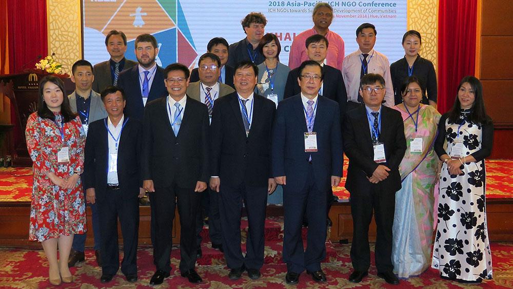 Hội nghị, di sản văn hóa phi vật thể, Châu Á, Thái Bình Dương, Cố đô Huế, Hàn Quốc