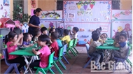 UBND huyện Lục Ngạn sẽ xử lý nghiêm các trường hợp sai phạm ở Trường Mầm non Nam Dương