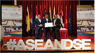 Sinh viên Việt Nam giành giải Ba cuộc thi khám phá khoa học số ASEAN
