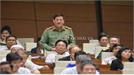 Quy định giám đốc công an 63 tỉnh, thành có cấp hàm thiếu tướng là không phù hợp