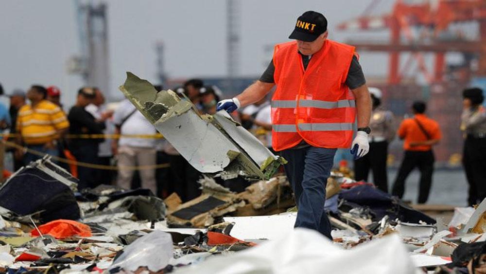 Máy bay Indonesia, gặp nạn, bị hỏng, đồng hồ, vận tốc bay