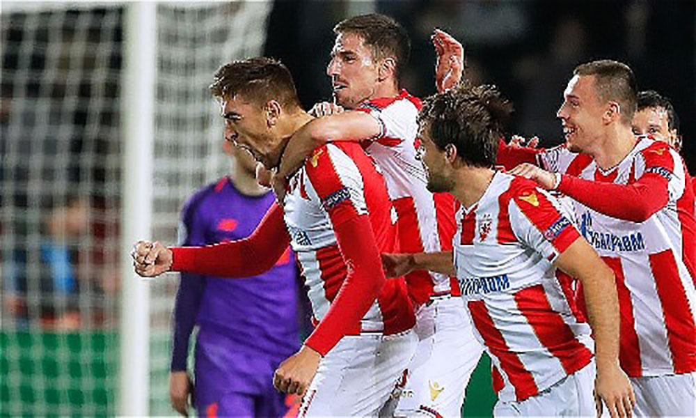 Liverpool, HLV Klopp, thua đội cuối bảng, Champions League, Red Star Belgrade