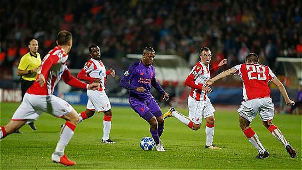 Liverpool thua đội cuối bảng, đối mặt nguy cơ bị loại sớm