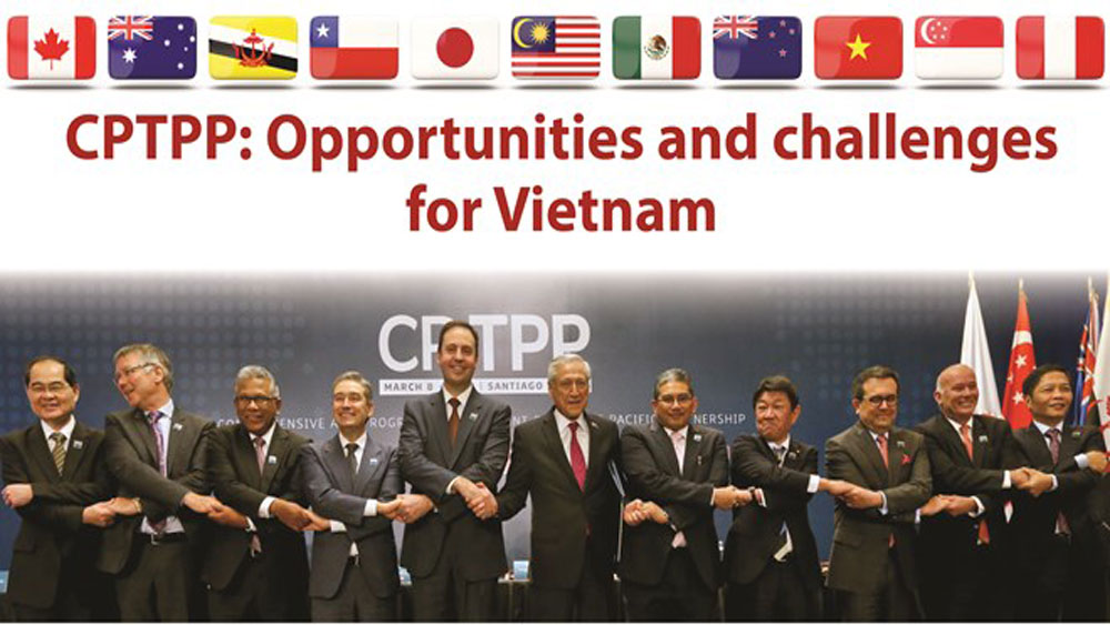CPTPP: Opportunities and challenges for Vietnam