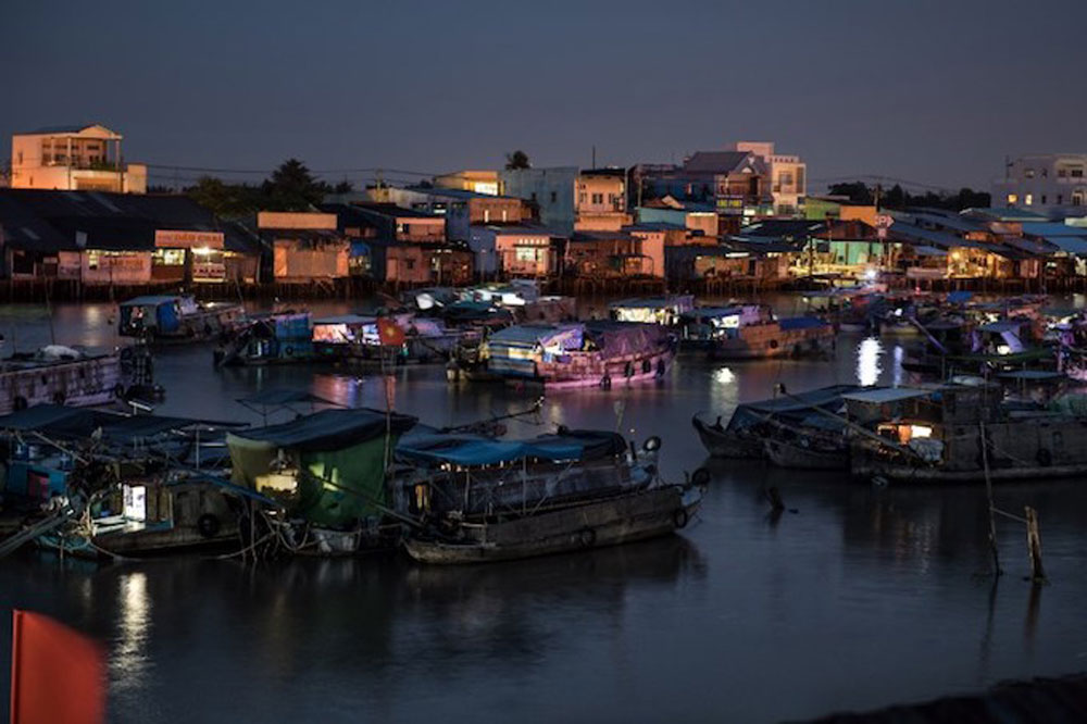Vietnam's floating markets, Southeast Asia, most photogenic places, hustling and bustling, best destinations, photography enthusiasts, The Telegraph