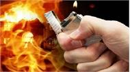 Tạm giữ người chồng tưới xăng đốt vợ