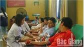 Ngày hội hiến máu tình nguyện đợt 3 năm 2018