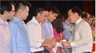 Tiến sĩ Diêm Đăng Huân, Trường Đại học Nông - Lâm Bắc Giang được trao thưởng công trình Toán học xuất sắc