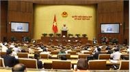 Xem xét, hoàn chỉnh Luật Thi hành án hình sự (sửa đổi) trong 3 kỳ họp