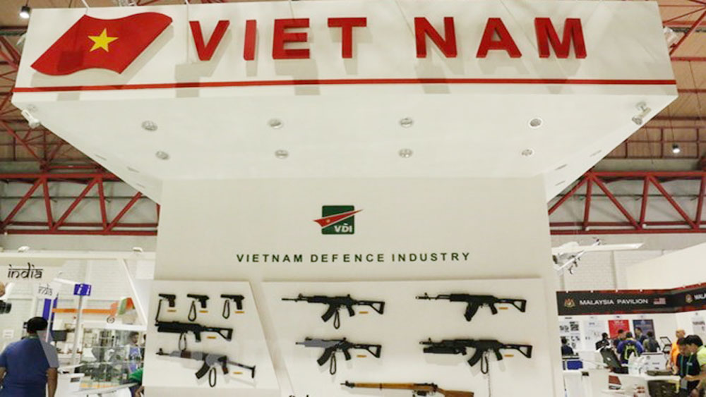 Vietnam delegation, defence expo, Indonesia forum,  biennial expo, biggest event, tri-service defence industry