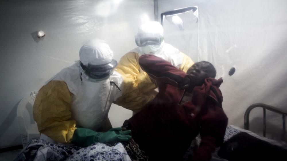 Dịch Ebola, CHDC Congo, có nguy cơ, vượt khỏi, tầm kiểm soát