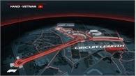 Phối cảnh đường đua F1 ở Hà Nội