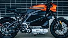 Mô tô điện Harley-Davidson Livewire chính thức lộ diện