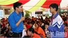Tuyên truyền pháp luật cho hơn 1.000 học sinh Trường THPT Lý Thường Kiệt (Việt Yên)