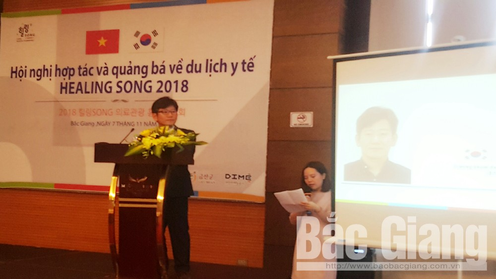 Bac Giang city boosts cooperation with Seo-gu district, RoK in medical tourism