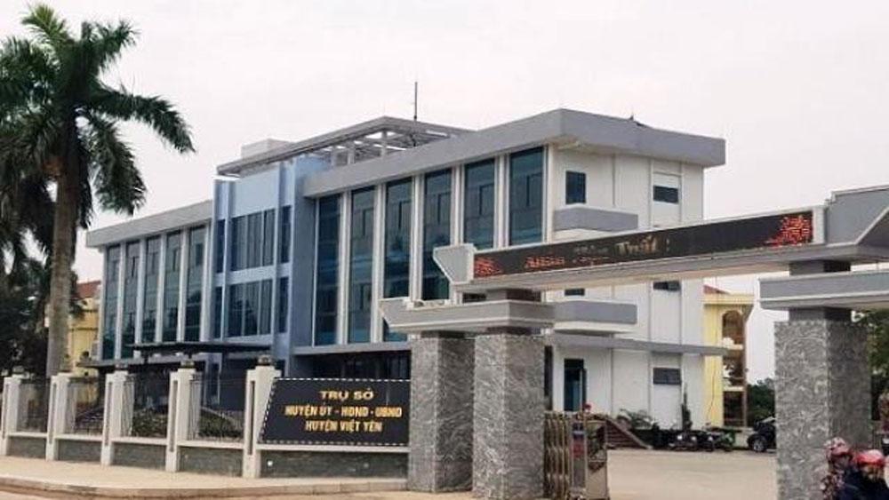 Phó Thủ tướng, ký công nhận, huyện đạt nông thôn mới, đầu tiên, tỉnh Bắc Giang
