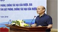 Việt Nam cam kết giảm 10% số người sử dụng rượu, bia ở mức nguy hại vào năm 2030