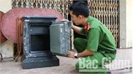 Công an TP Bắc Giang: Làm rõ nhiều vụ trộm cắp tài sản