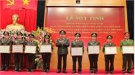 Bộ Công an mít-tinh hưởng ứng Ngày Pháp luật Việt Nam