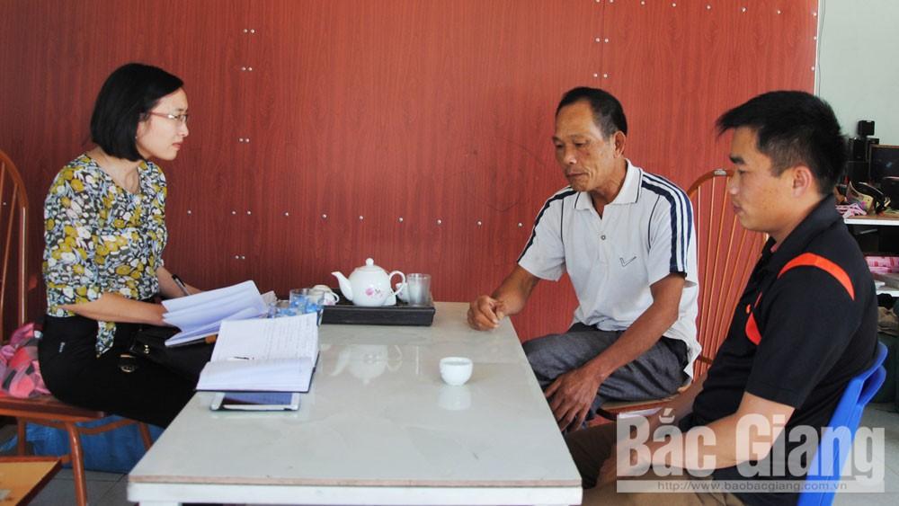 Bắc Giang, Sơn Động, xã Quế Sơn, cây giống, dự án hỗ trợ phát triển sản xuất, kém hiệu quả