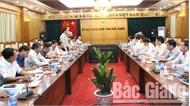 Đoàn công tác tỉnh Quảng Nam thăm và làm việc tại Bắc Giang