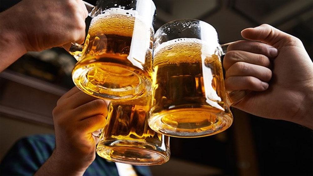 Việt Nam, nước uống bia, lớn nhất, Đông Nam Á, thứ ba, Châu Á , hàng đầu thế giới