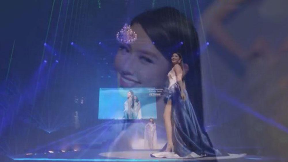 Nguyễn Thúc Thùy Tiên trượt top 15 Miss International trong tiếc nuối