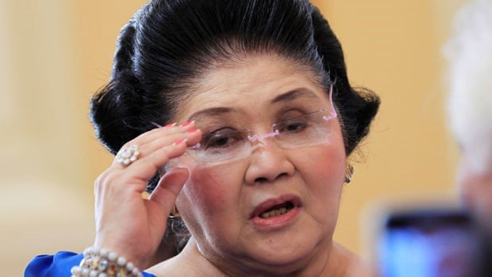 Tòa án, Philippines, ra lệnh, bắt giữ, cựu Đệ nhất phu nhân Marcos