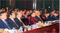 Chủ tịch Quốc hội Nguyễn Thị Kim Ngân dự Lễ hưởng ứng Ngày Pháp luật Việt Nam năm 2018
