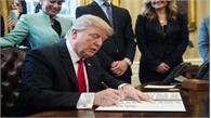 Tổng thống Mỹ ký sắc lệnh nhập cư mới