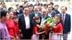 Chùm ảnh: Thủ tướng Chính phủ Nguyễn Xuân Phúc dự Ngày hội Đại đoàn kết toàn dân tộc tại Bắc Giang