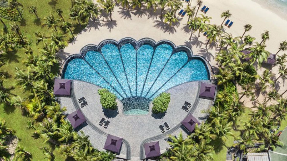 Two Vietnam resorts rank among world's best