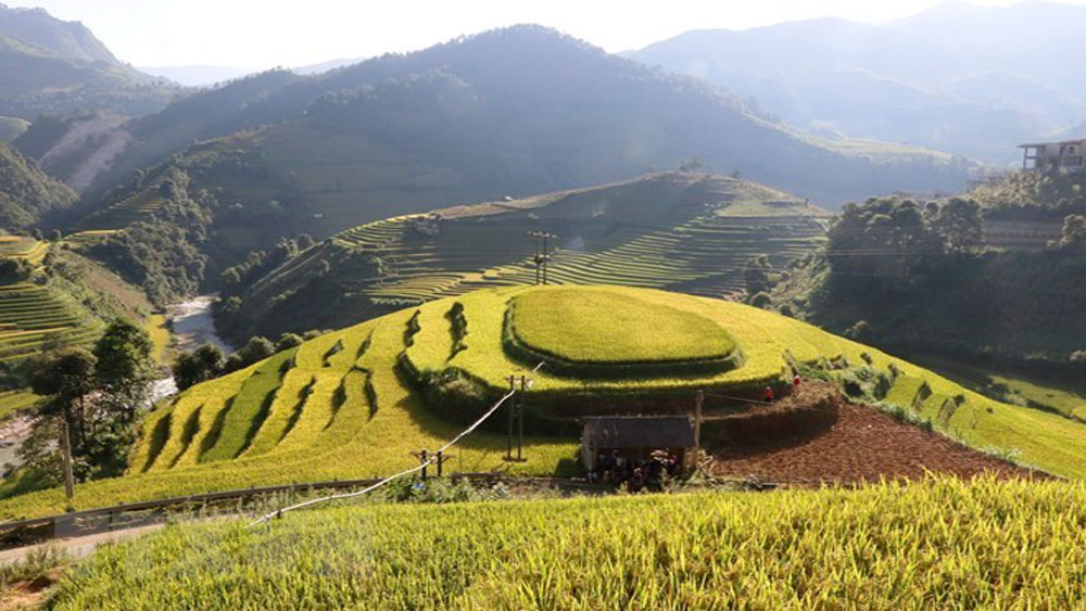 Tourism helps improve ethnic life in Mu Cang Chai