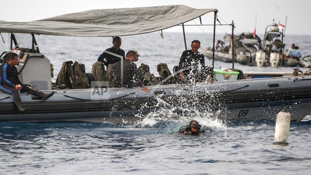 Rơi máy bay tại Indonesia, kết thúc, chiến dịch, tìm kiếm cứu nạn