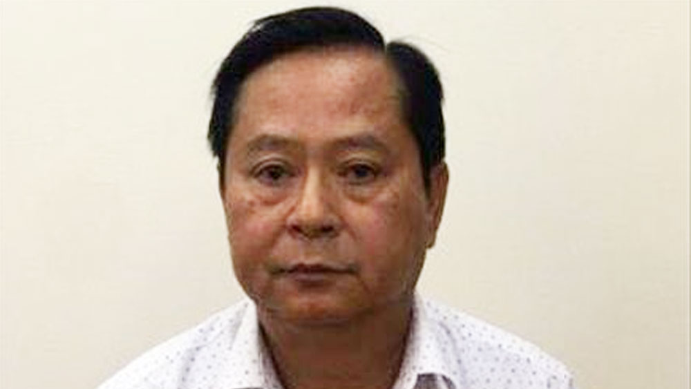 Khởi tố nguyên Phó Chủ tịch UBND TP Hồ Chí Minh do vi phạm các quy định về quản lý đất đai