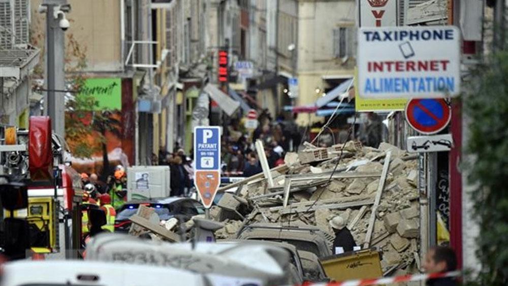 Pháp, tìm thấy, 8 thi thể, nạn nhân, vụ sập nhà ở Marseille