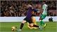 Barca lần đầu thất bại trên sân nhà sau hơn hai năm ở La Liga