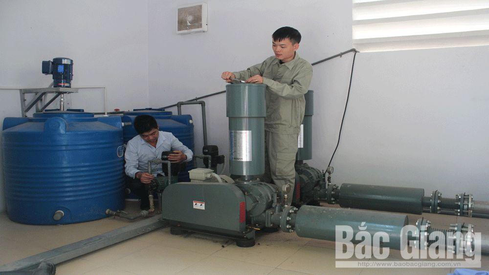 ô nhiễm môi trường, Ông Vũ Văn Tưởng, Phó Giám đốc Sở TN&MT, Bắc Giang,