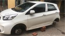 Làm thế nào để chống mất trộm bánh xe?