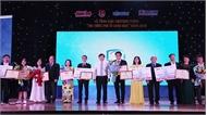 Lễ trao giải Chương trình 'Tri thức trẻ vì giáo dục' năm 2018